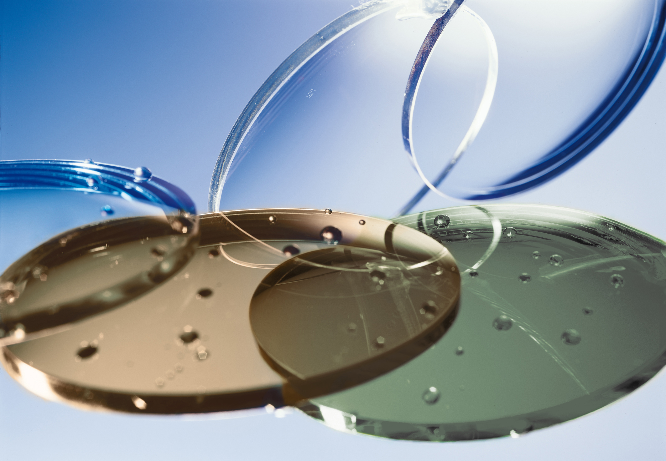 Zeiss Optical Glasses : Did you know why tinted eyeglass lenses are usually brown ...