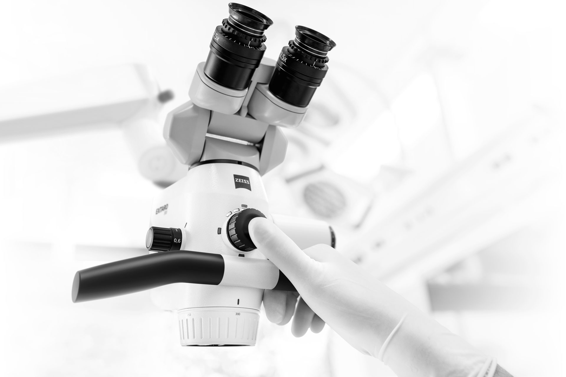 EXTARO 300 ENT Microscope - Medical Technology | ZEISS