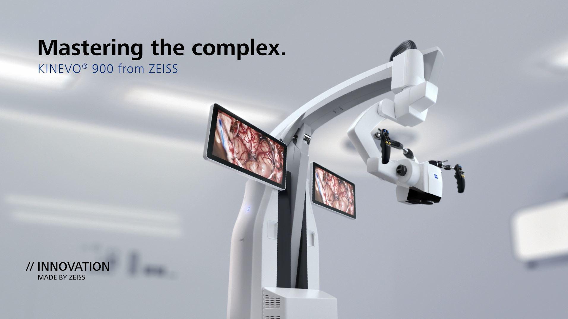 KINEVO 900 & QEVO Neurosurgical Visualization Microscope - Medical