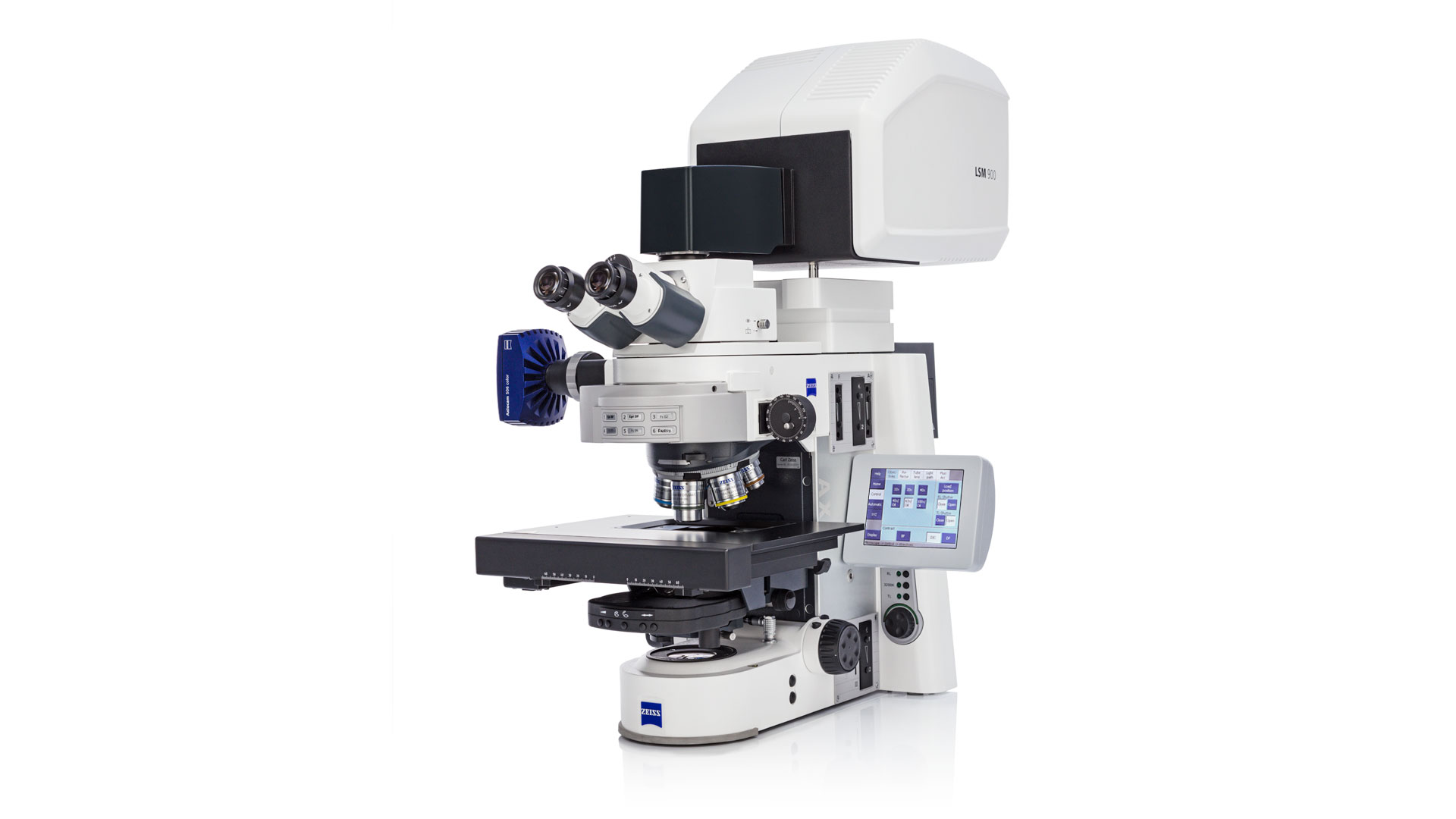 Confocal Microscope ZEISS LSM 900 for Materials
