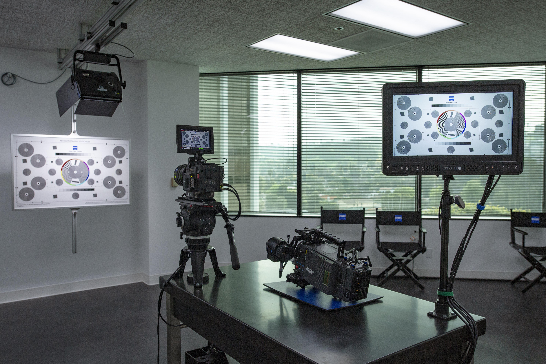 ZEISS Democenter für Filmobjektive