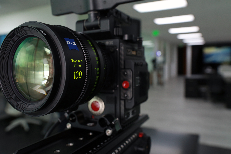 ZEISS Cinema Lens Demo Center