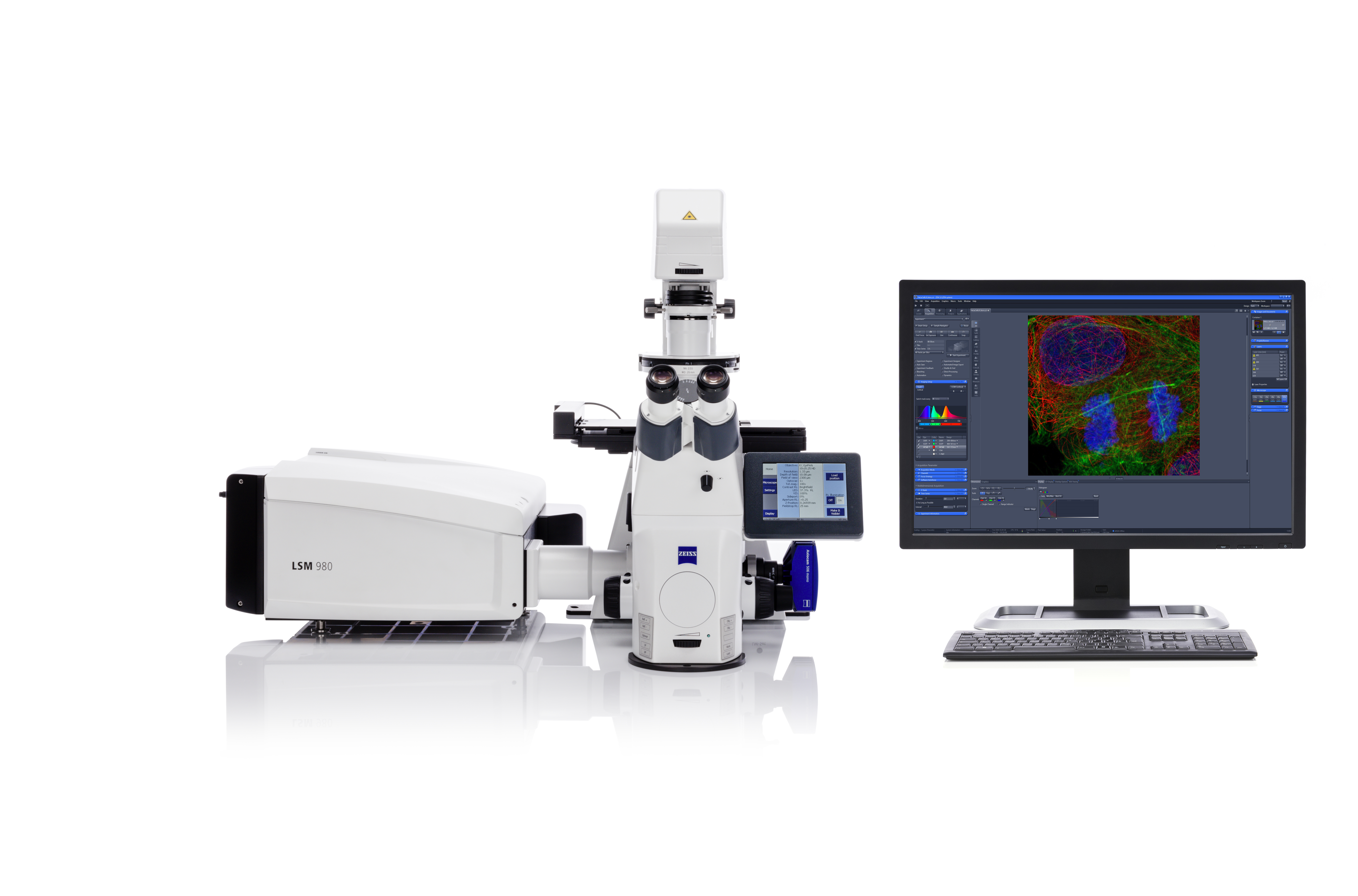 LSM 980 with Airyscan 2 – Your Confocal Microscope With Multiplex Mode