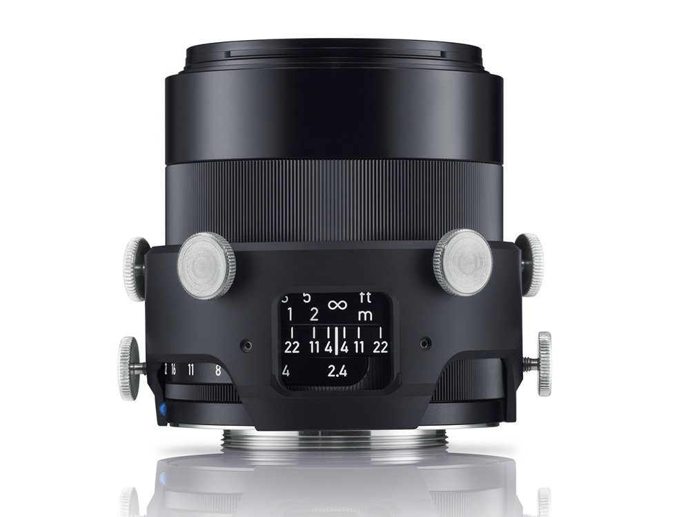 Reliable partner in industrial processes: the new ZEISS Interlock Compact 2.4/25 is exceptionally robust thanks to its metal housing.