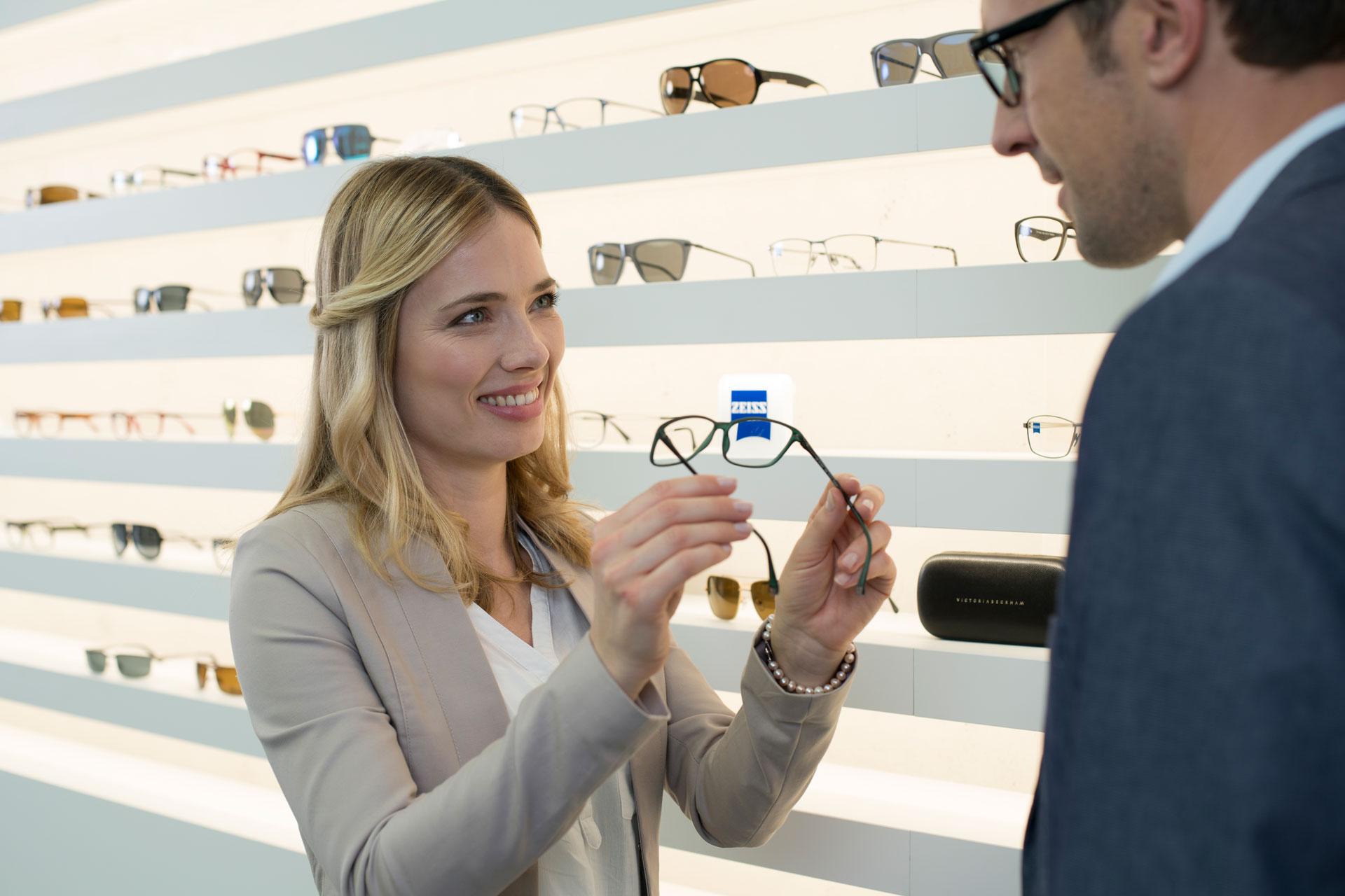 e121634f62a Buying eyeglasses  A checklist for buying new eyeglasses
