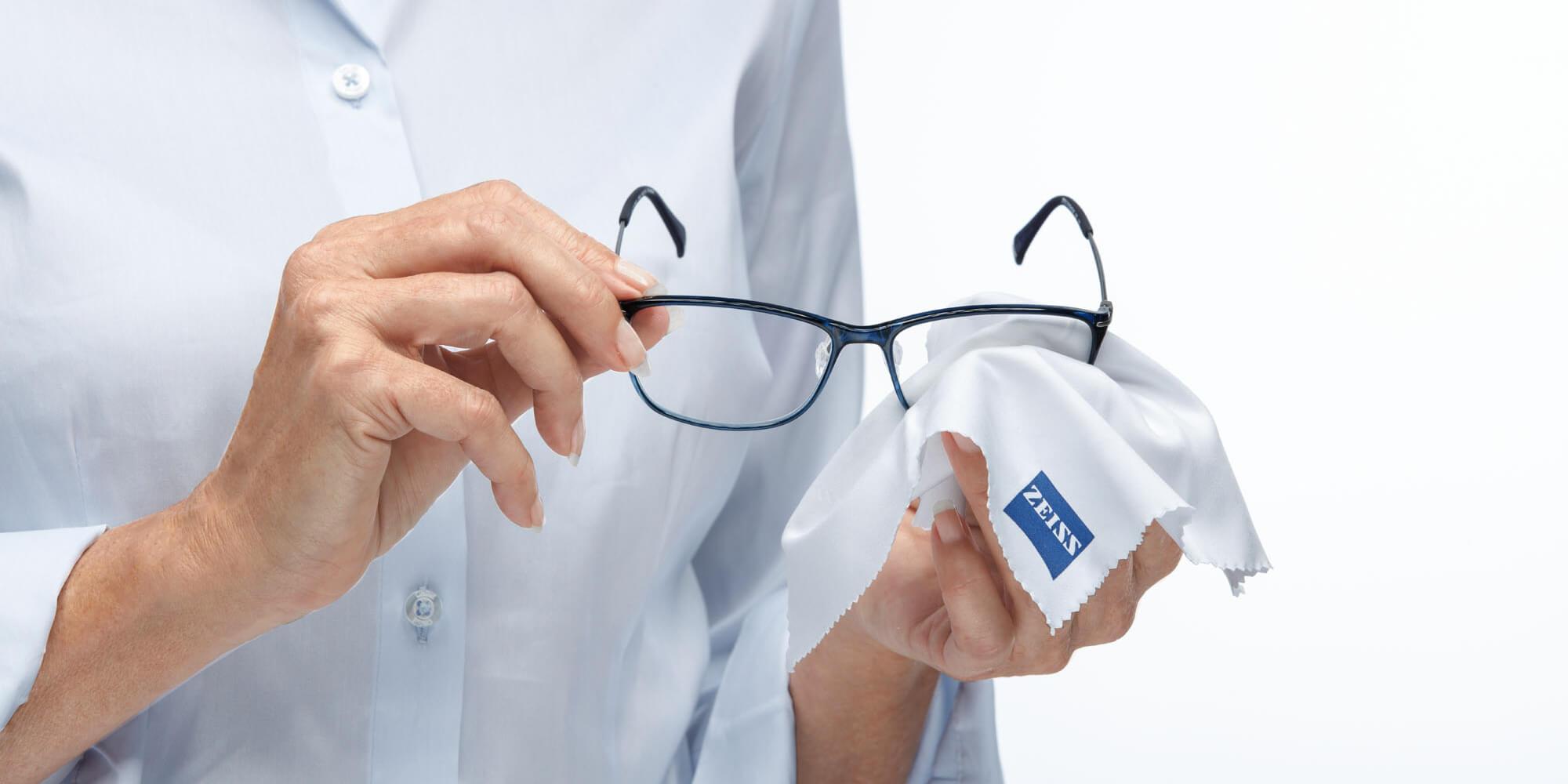 a4d8ed91ae6b0 How should I take care of my prescription eyeglass lenses