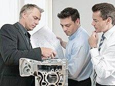 Engineer plan engineblock