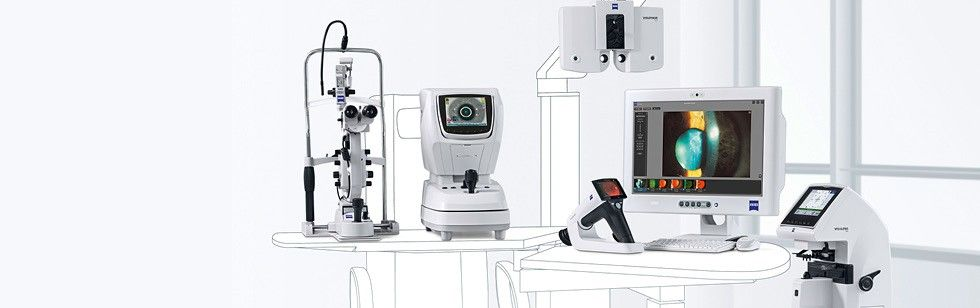 Basis diagnostic workplace from ZEISS
