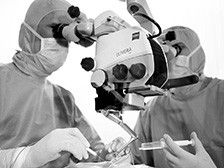 ZEISS OPMI LUMERA 300 Surgical Microscope – hassle-free design