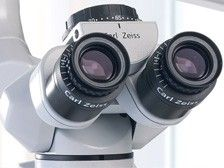 ZEISS Dental 3D optics wide-field eyepieces