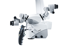 Spine surgery microscopes