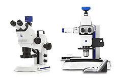 Stereo Microscopes and Zoom Microscopes