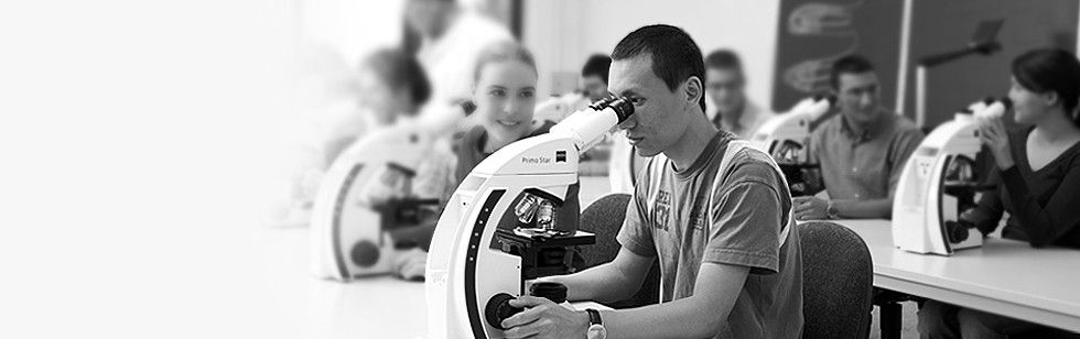 Carl Zeiss Center for Microscopy - Courses on Modern Light Microscopy